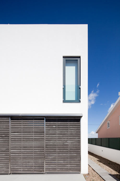 DJ House by [i]da Arquitectos  in main architecture  Category