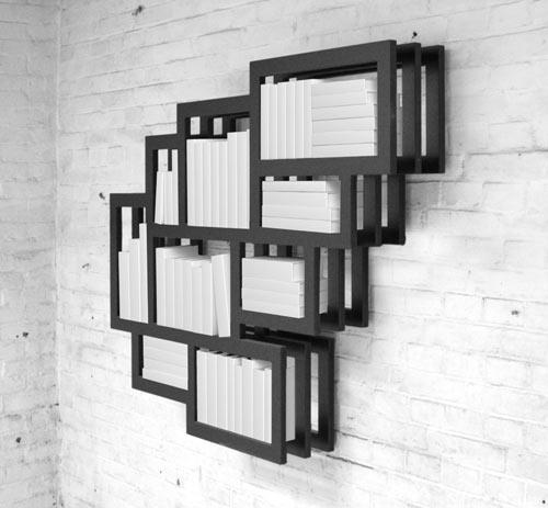 Frames Wall Shelf by Gerard de Hoop in main home furnishings  Category