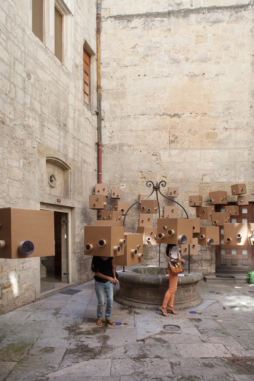 2012 Festival des Architectures Vives in main art architecture  Category