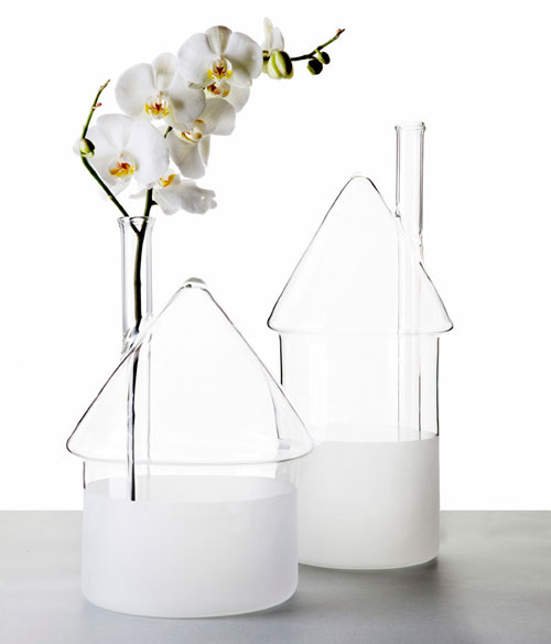 Glass Collection by Fabrica for Secondome