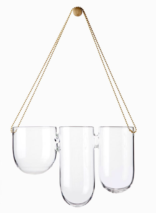 Glass Collection by Fabrica for Secondome in home furnishings art  Category