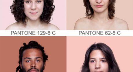 Humanæ – PANTONE® Human Swatches