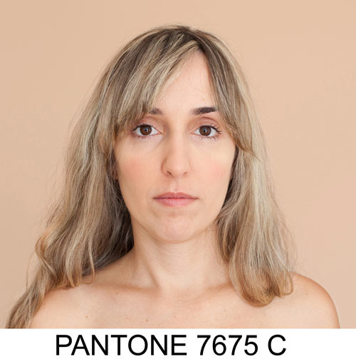 Humanæ   PANTONE® Human Swatches in art  Category