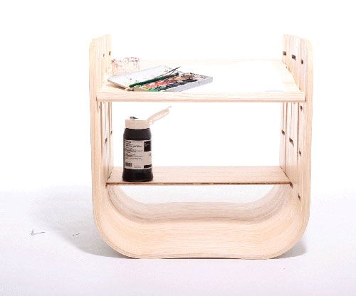 Modular Woodworking by Jacob Granat in main home furnishings  Category