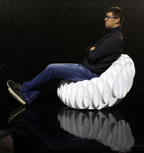 Karsa Chair by Marko Runjic of Rudesign in home furnishings  Category