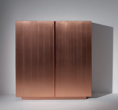 Metal Furniture by Keir Townsend for Laurameroni in home furnishings  Category