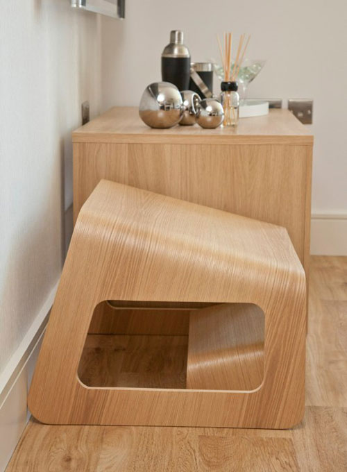 Knelt Desk by Ubiquity Design Studio in home furnishings  Category
