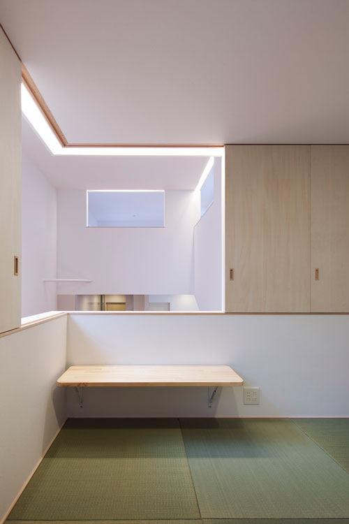 House in Kyobate by Naoko Horibe in main architecture  Category