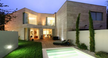L0CR2 House by ARQX Arquitectos