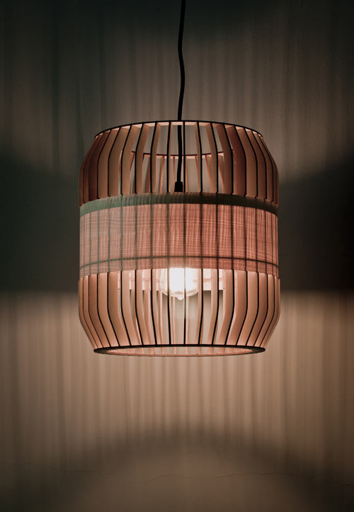 Lath Lamps by Jonathan Dorthe for Atelier D in main home furnishings  Category