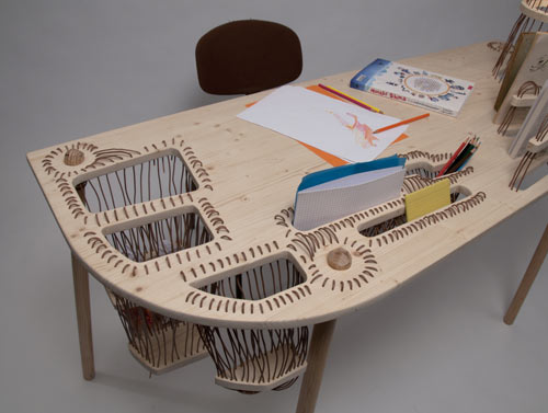 Land(e)scape Desk by Elodie Elsenberger in main home furnishings  Category