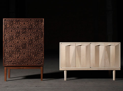 Modern Cabinet Making from LARKBECK