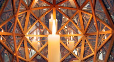 Light a Moment by Joost van Bleiswijk and Kiki van Eijk for Laikingland