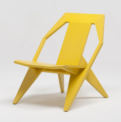Medici Chair by Konstantin Grcic for Mattiazzi in home furnishings  Category