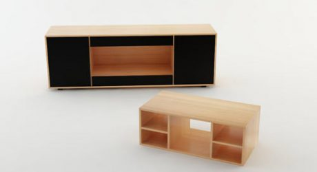Oh! Sideboard by Elemento Diseño