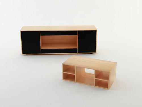 Oh! Sideboard by Elemento Diseño