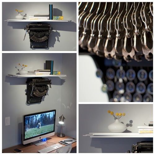 Communications Through Time by Codi Goodis and Richard Wismer in main home furnishings art  Category