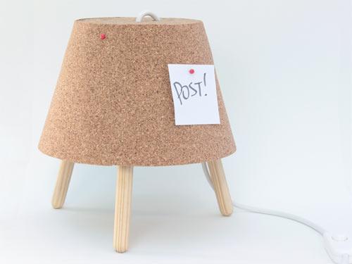 Luminaire Post by Studio Ninho