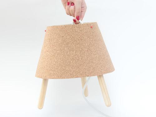 Post-Luminaire-cork-lamp-2