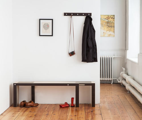 Agranda Bench and Integra Desk by RASKL in main home furnishings  Category