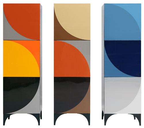 Victor Collection by Luigi Gorgoni for Roche Bobois