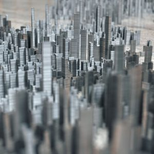 Peter Root's Ephemicropolis – A City of Staples