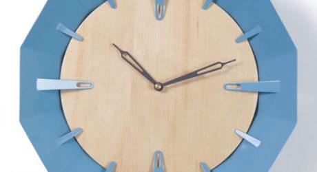 Caldera Clock and Aspect Pendants from Schmitt Design
