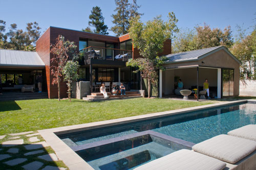 Dwell on Design Exclusive House Tour: Secret House