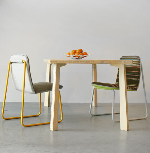 Casual Chairs by Robert Bronwasser for Smool in home furnishings  Category