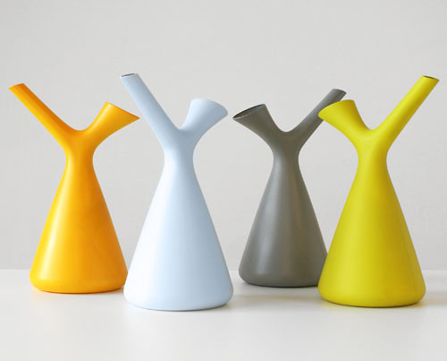 Spring Watering Can by Robert Bronwasser for Goods