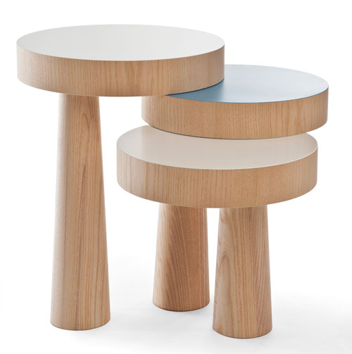 TOAD Sidetable by Philipp Beisheim