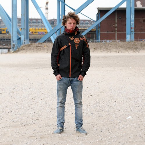 Aegis Parka by Nieuwe Heren in technology style fashion  Category