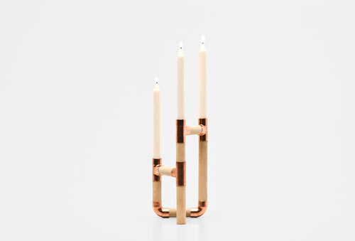 Candelabro by Jorge de la Cruz and Vernaza Gonzenbach in main home furnishings  Category