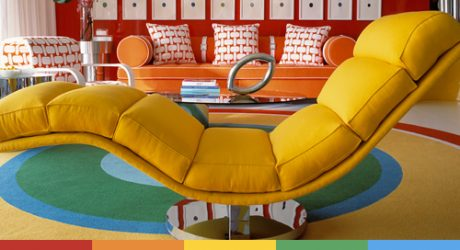 Eye-Popping Interiors by Anthony Baratta