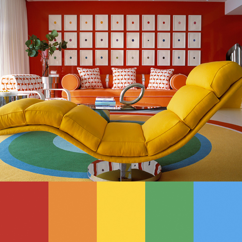 Eye Popping Interiors By Anthony Baratta ...