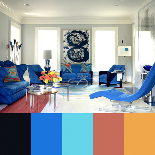 Eye Popping Interiors by Anthony Baratta in main interior design  Category