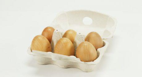 Coat Eggs by Daniel Schofield