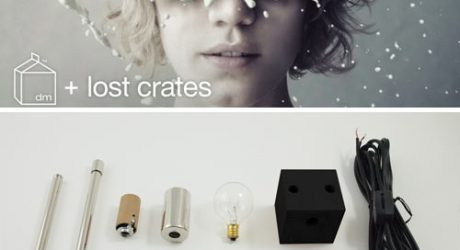 Design Milk + Lost Crates: July 2012