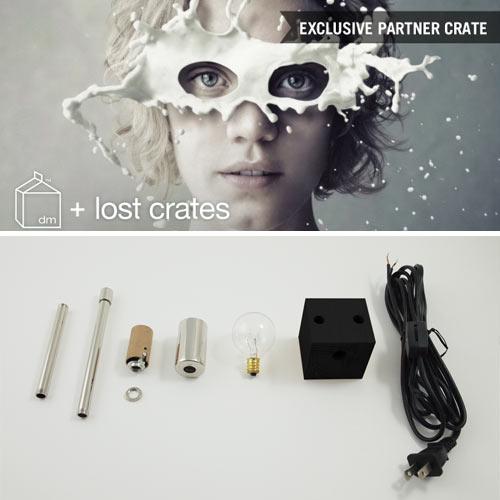 Design Milk + Lost Crates: July 2012