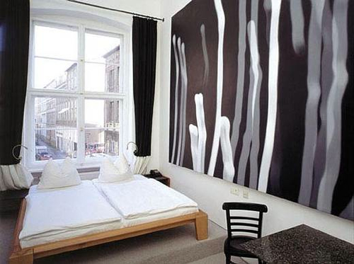 Arte Luise Kunsthotel in interior design  Category