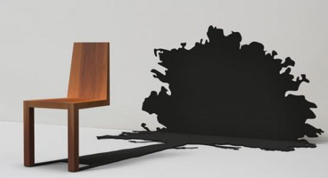 Reinterpretations of DuffyLondon's Shadow Chair