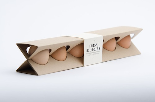 Skim Milk: Egg Box by Otília Andrea Erdélyi in art  Category