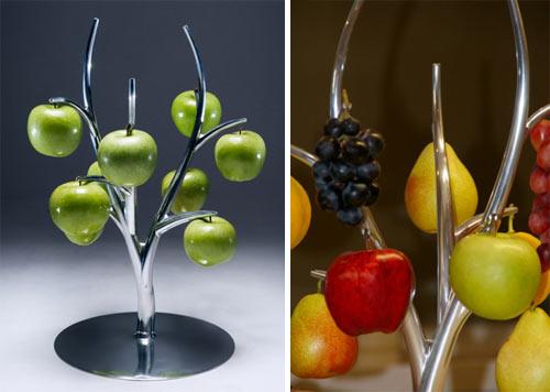 Eva Fruit Hanger by Simon Colabufalo