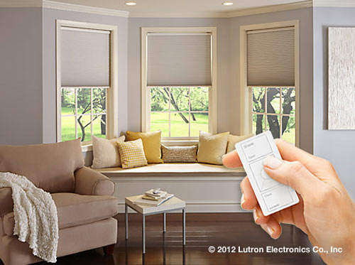 Amazing Lutron Serena Shades Giveaway