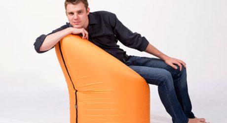 paq chair: The World's Simplest Armchair