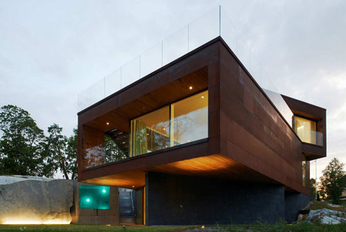 Villa Midgard by DAPstockholm in main architecture  Category