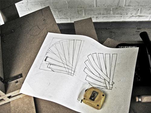 Woven Desk by Bram Vanderbeke in main home furnishings  Category