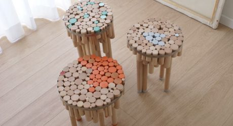 Chopped Tables by Yuval Tal