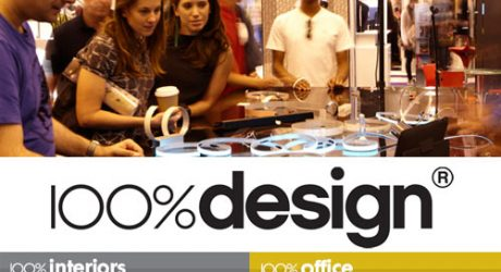 100% Design is Bigger and Better This Year
