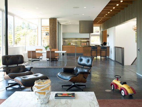 Built for Those Beautiful California Views: 321 House by Gould Evans  in architecture  Category